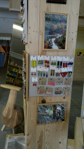 "In the market ""Juglas vārti"" you can buy various products of the Latvian craftsmen"