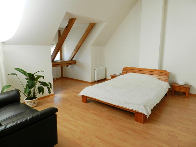 Apartment Hotel U201cRIGAAPARTMENTu201d At 54 GERTRUDES Street Is Just 15 Minutes  Walk Or 5 Minutes Drive To Old Riga.