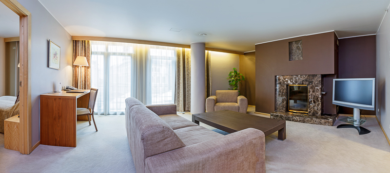 Royal Square Deluxe suite in Riga