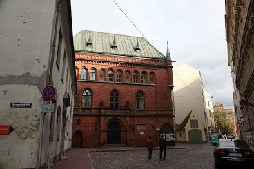 Riga History and Navigation Museum