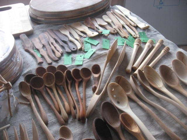 souvenirs spoon factory